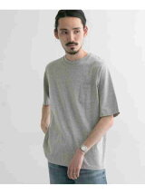 UR×MANUAL ALPHABET×Velva sheen 別注POKET T-SHIRTS