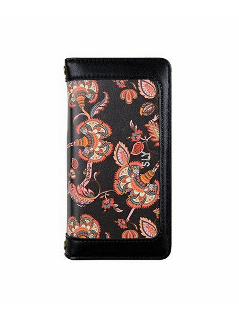 M-factory iPhone8 iPhone7/6s/6 対応 SLY(スライ) 「ペイズリー (2color)」手帳型ケース エムファクトリー ファッショングッズ【送料無料】