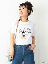 FUJI ROCK FESTIVAL'17 × Ray BEAMS / Yusuke Hanai Tee ミッキーマウス Let It Rock Tシャツ レイ ビームス  フェス ディズニー
