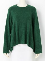 WOOL ALPACA Flared Top