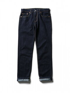 502 Regular Taper Fit Stretch Jeans 29507: 0083 Dark Indigo