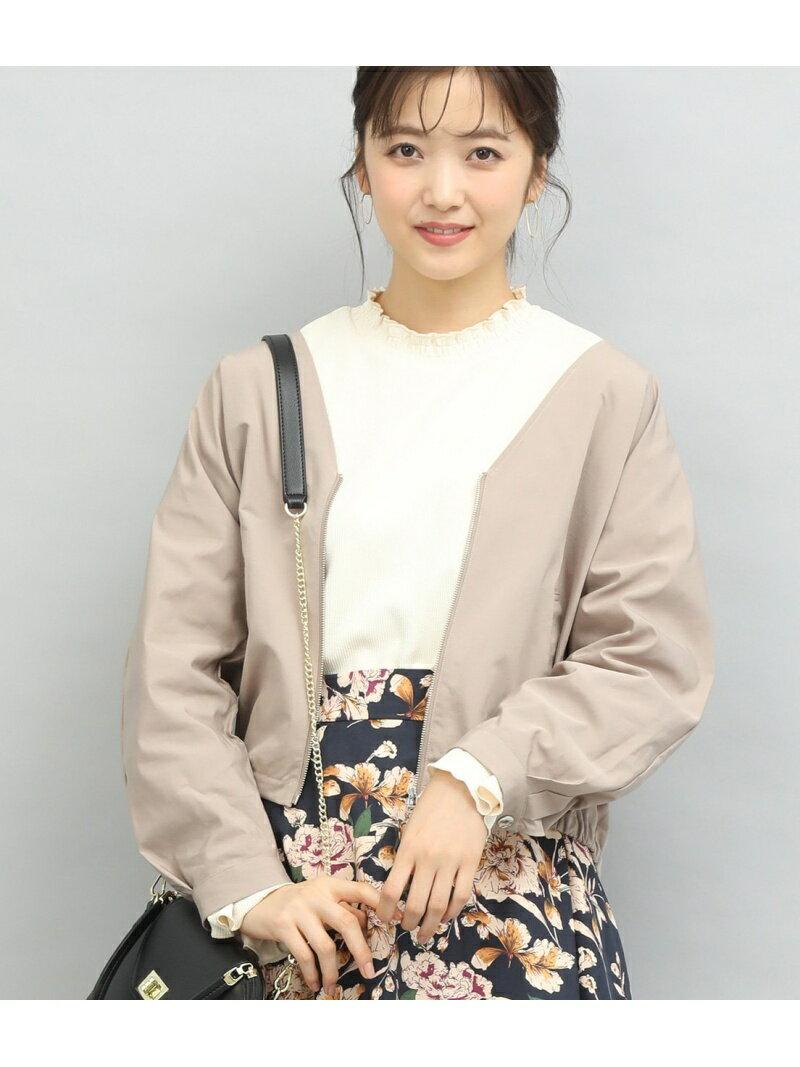 ViS ドルマンブルゾン ビス コート/ジャケット【送料無料】