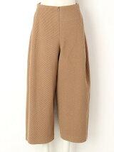 wool karsey tucked pants