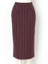 [アウトレット]【M】color stripeストレート