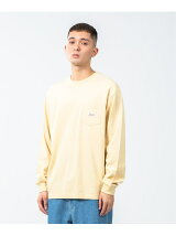 L/S POCKET TEE OH SHIT