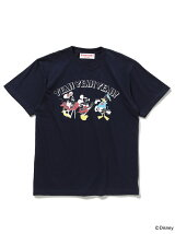 FUJI ROCK FESTIVAL '17× Ray BEAMS / Yusuke Hanai ミッキーマウス YEAH YEAH YEAH Tee Shirts Tシャツ フェス