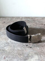 COW LEATHER LONG GI BELT
