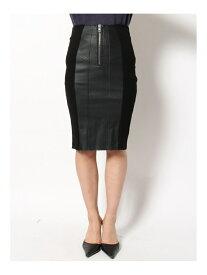 GYDA 2wayハイウエストタイトスカート ジェイダ スカート タイトスカート ブラック【送料無料】