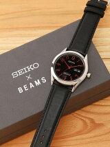 SEIKO × BEAMS / デジタルフォント 3針