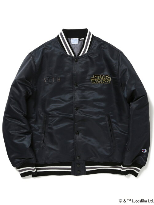 CHAMPION × BEAMS / 別注 スタジャン(Star Wars Edition)