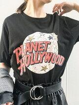 プラネットTシャツ