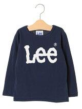Kids Lee ロゴロングTシャツ