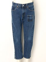 Re-make Denim Pants