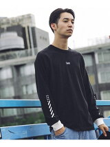 Lee for tk.TAKEO KIKUCHI ロングTシャツ