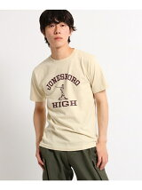 Violet Buffalo Wallows Tシャツ ロゴイラスト TEE