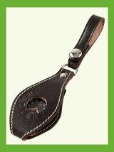 【国内正規品】crampオリジナル懐中時計 ダークブラウン ウィークエンダー