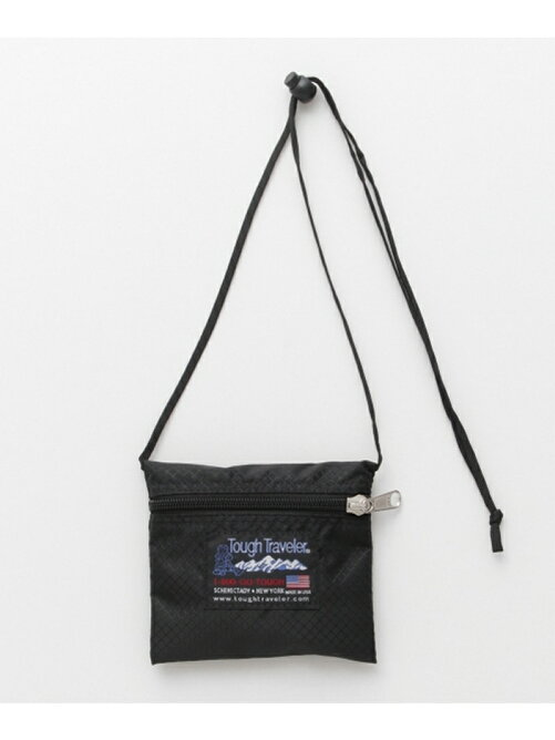Tough Traveler×URBAN RESEARCH 別注NECK POUCH S