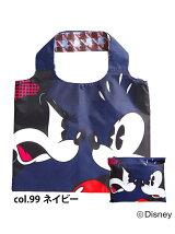 (L)スーパーライトショッパーズバッグ【ミッキーミニー】