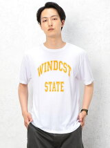 SC DAYSFLOW WIND/STATE Tシャツ