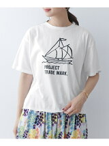 PROJECT TRADE MARK ロゴTシャツ