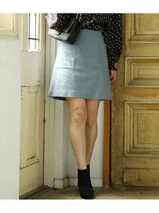 【SALE/60%OFF】ViS 台形ミニスカート ビス スカート スカートその他 ブラック ブラウン ネイビー