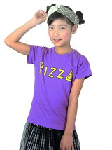 UNICA/(K)PIZZA Tシャツ