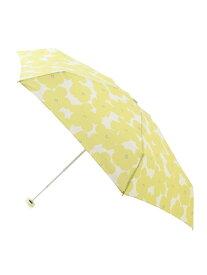 ROPE' PICNIC PASSAGE 【晴雨兼用】ハナプリントミニアンブレラ ロペピクニック ファッショングッズ 日傘/折りたたみ傘 イエロー ネイビー