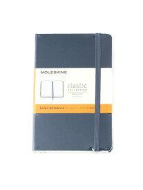 【SALE/20%OFF】BEAMS LIGHTS MOLESKINE / Ruled Notebook クラシック ノートブック POCKET BEAMS ビームス モレスキン ノートブック ビームスライツ 生活雑貨 ステーショナリー ネイビー レッド ブラック