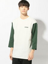 LOGO BASE BALL TEE