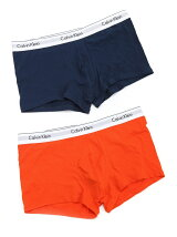 CALVIN KLEIN UNDERWEAR/(M)MODERN COTTON STRETCH ボクサーパンツ 2枚パック