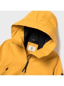 【SALE/30%OFF】AIGLE レトロスターニュー エーグル コート/ジャケット マウンテンパーカー イエロー ブルー ホワイト【送料無料】