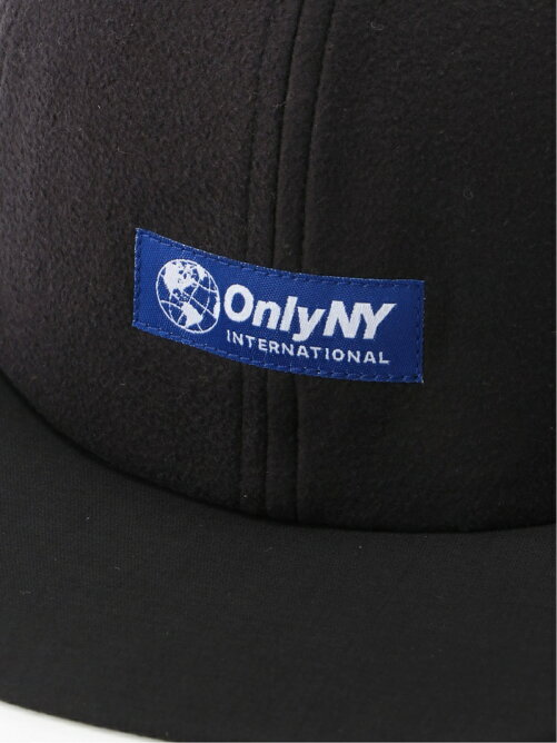ONLY NY INTERNATIONAL FLEECE POLO HAT