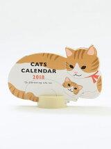 アニマルダイカットカレンダー