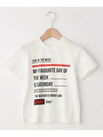 【SALE/54%OFF】THE SHOP TK 【100~150cm】WEEKTシャツ ザ ショップ ティーケー カットソー【RBA_S】【RBA_E】