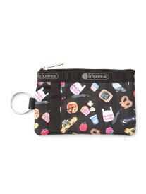 LeSportsac (U)(レスポートサック)パスケース コインケース 2437F687 レスポートサック 財布/小物 パスケース/カードケース ブラック