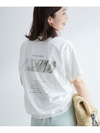 ViS グラフィックアソートベーシックTシャツ ビス カットソー カットソーその他 ホワイト ブラック グレー