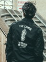 CRIMIE GUADALUPE COACH JACKET ガーデン【送料無料】