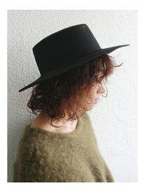 【SALE/76%OFF】フェルトカンカンHAT アングリッド 帽子/ヘア小物【RBA_S】【RBA_E】