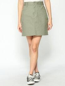 BROWNY STANDARD/(L)デイリーツイルタイトミニスカート ウィゴー スカート