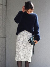 ●JOC Lily レース タイトロングスカート