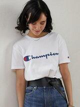 [WEB限定][別注チャンピオン]CB Champion×GLRロゴ Tシャツ