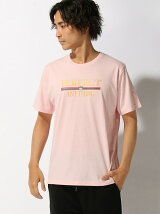 BROWNY/(M)PERFECTロゴTシャツ