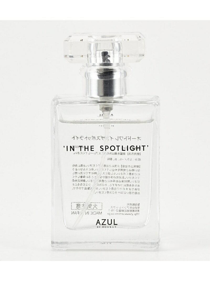 【SALE/10%OFF】AZUL by moussy オードトワレ30ml IN THE SPOTLIGHT アズールバイマウジー ビューティー/コスメ【RBA_S】【RBA_E】