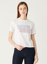 CALVIN KLEIN JEANS/INSTUTIONAL REPETITION Tシャツ