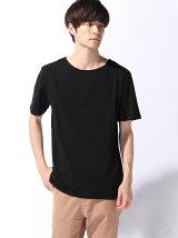 (M)ZIP FIVE ストレッチ半袖バスクシャツ