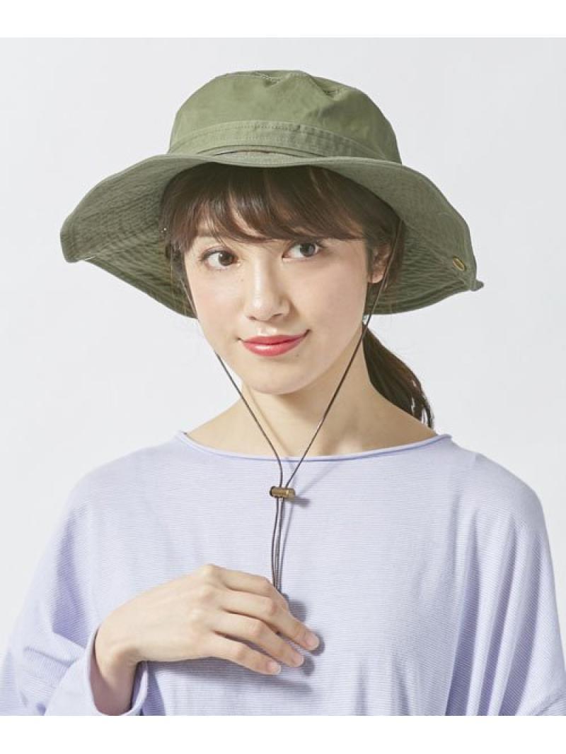 ミルサ ミルサ/(W)milse WASHED ADVENTURE HAT ハットホームズ 帽子/ヘア小物