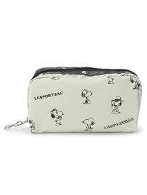 LeSportsac (U)(レスポートサック)ポーチ 6511U033 レスポートサック バッグ ポーチ ホワイト【送料無料】