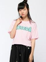 【JUNIOR SWEET】(L)サガラワッペンロールアップT