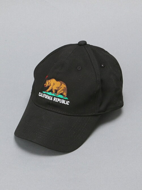 ZENITH STANDARDCULTURE/(U)CALIFORNIA GRIZZLY 6PANEL CAP