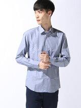 (M)シャンブレードレスシャツ